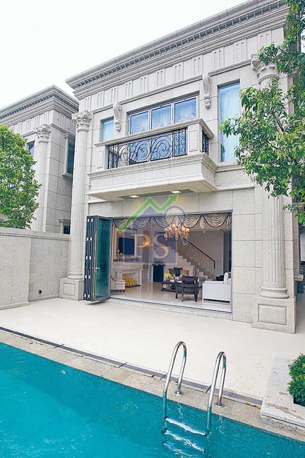 香港雍雅山De Yucca共有21座别墅洋房,现楼销售