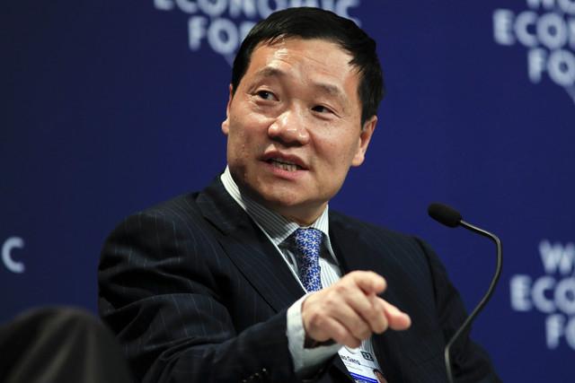 傳肖鋼將離任,農業銀行董事長、前中國央行副行長劉士余將接替肖鋼擔任證監會主席。