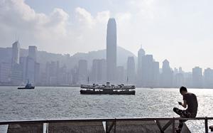 香港黃金6年已成過去,未來50年到底是盛是衰,實在值得反思。(資料圖片)