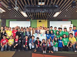 去年有10間初企到台灣進行交流,了解當地的初創生態系統。(梁巧恩攝)
