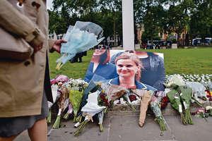 英國留歐派議員考克斯最偉大之處,在於她面對最困難的課題時,會客觀並熱切地向市民解釋一切。(法新社資料圖片)