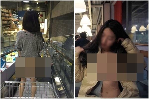 【画像アリ】IKEAで女性が下半身露出して買い物している写真がSNSに拡散し騒動に 警察も捜査に [無断転載禁止]©2ch.netYouTube動画>3本 ->画像>55枚
