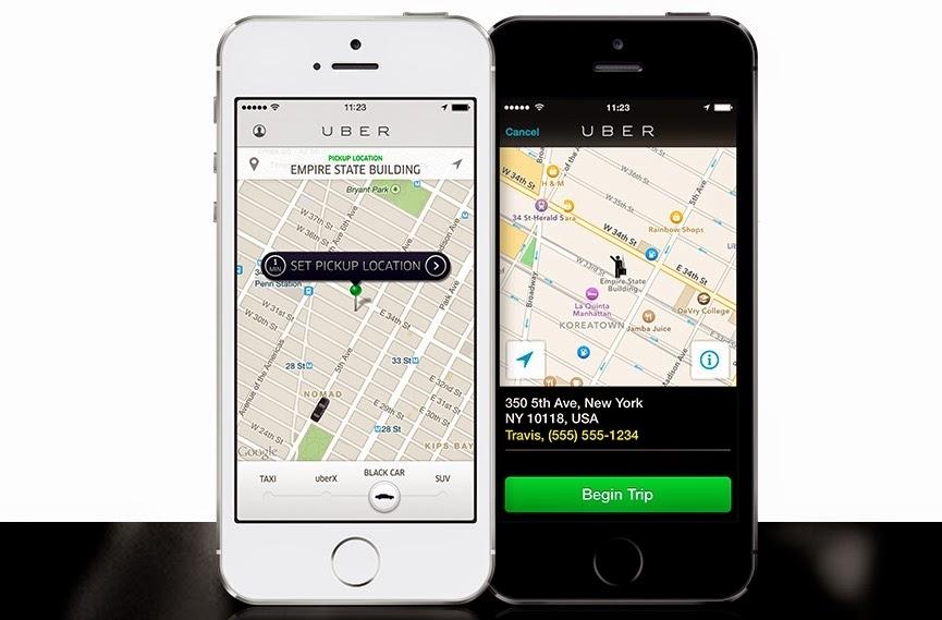 Uber全球風行,但也屢引發話題。
