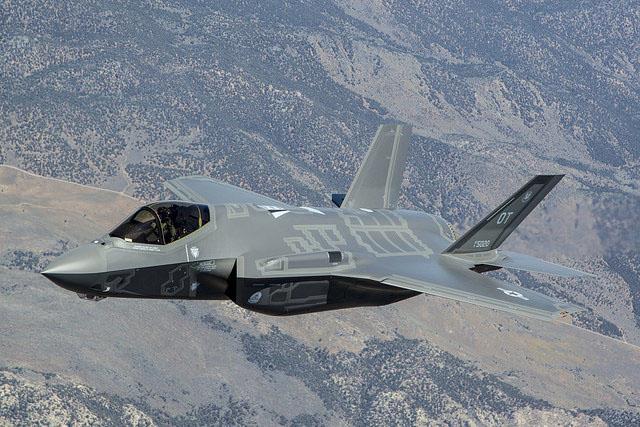 號稱美國空軍史上最貴的戰機F-35A,經多輪測試後,美軍正式宣布已具備初始作戰能力。