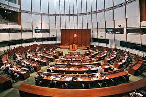 過去議會把民生經濟議題政治化,令本港不少民生事項成為被無辜政治化的受害者。(資料圖片)