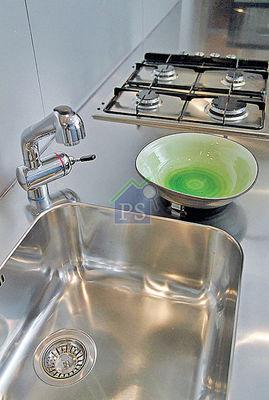 避免將廚餘及動物脂肪直接倒進鋅盤,可大大減少喉管淤塞。