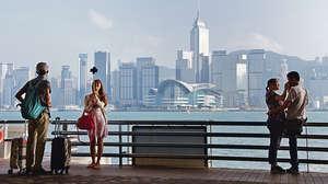 倫敦商學院與港大的最新調查顯示,一半來自香港及內地的行政人員認為,香港的亞洲金融中心地位將會被取代。 (資料圖片)