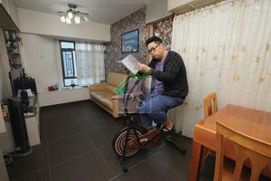 何遠東在大埔買入一個兩房單位自住,當時以不足300萬元買入單位,承造九成按揭。