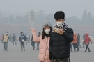 北京、河北、河南、山西、陝西、四川一帶的空氣污染氣象條件正逐步轉差。