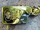 有礦場用鎢假裝黃金,再以假金磚向銀行騙貸,多家金融機構損失慘重。(資料圖片)