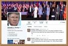 美國總統特朗普超級愛在推特(Twitter)上推文舉世皆知。