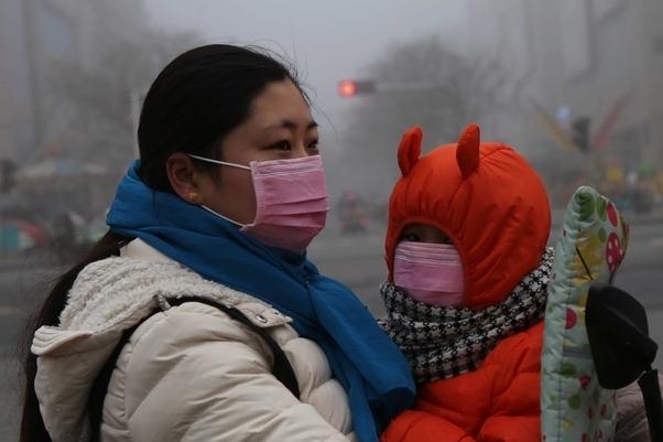 中國政府如果能夠治理好空氣污染,據稱每年可以挽救300萬人的生命。