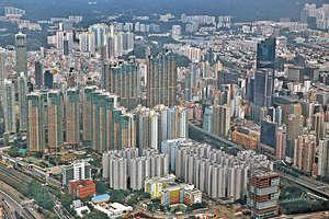 由於美國加息對香港銀行業短期影響相對有限,預料港息仍然低企,亦有機會刺激本港樓價再創新高。(資料圖片)