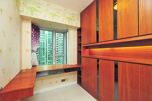 客房用作儲物及工作室(曾有為攝)