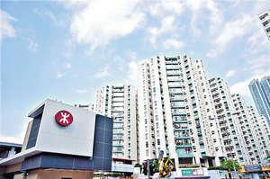 紅磡黃埔花園7期3座中層C室,實用面積955平方呎,獲換樓客以1638萬元承接。(資料圖片)