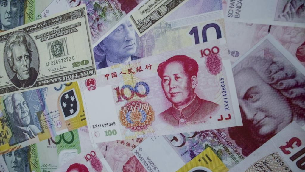 北大報告預測,年中隨美聯儲再次加息,人幣兌換美元或將破7
