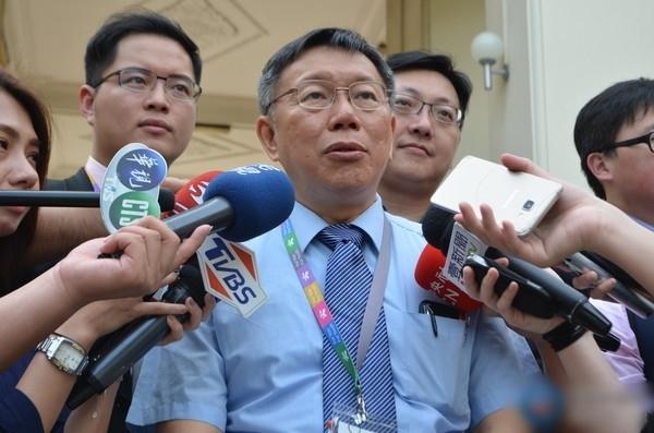台北市長柯文哲展開東南亞訪問之旅,推廣台北觀光,卻語出驚人。