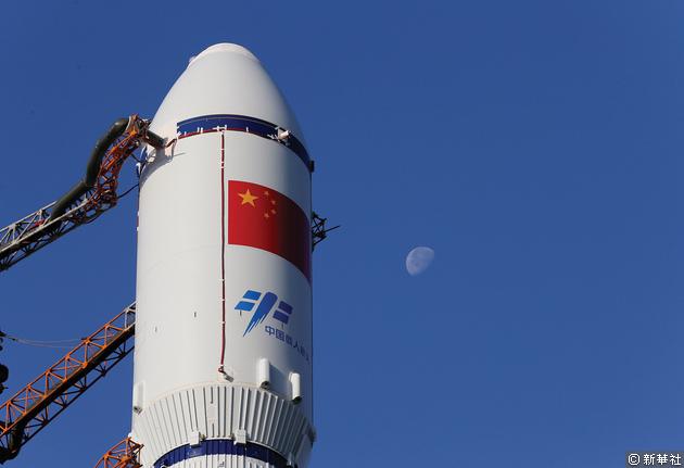 中國自主研制的首艘貨運飛船「天舟一號」,發射進入倒計時。