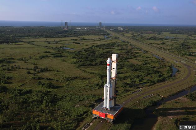 天舟一號是中國第一個要實現天地一體化互聯網絡的航天器。