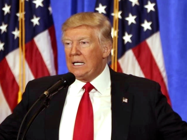 美國總統特朗普最快將於當地時間周四簽署指令,要求迅速調查外國製鋼鐵進口是否危及國安。