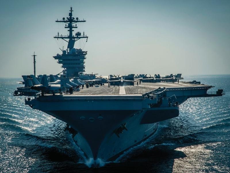 白宮新聞發言人斯派塞表示,美國官員關於該航母位置的評論並不具有誤導性。