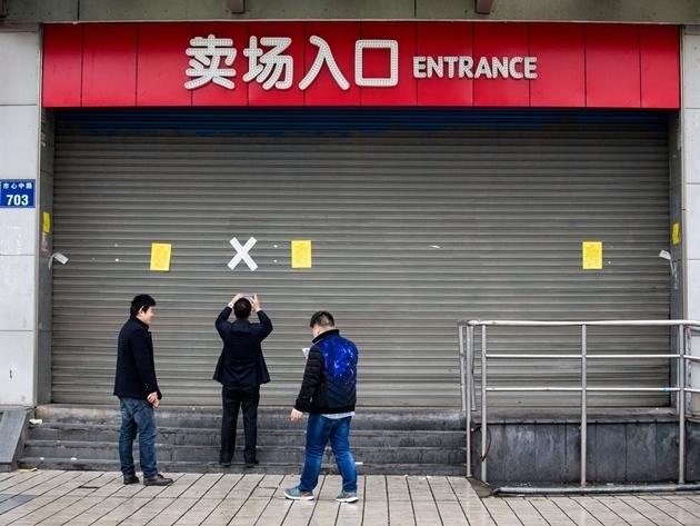 南韓樂天在中國內地經營的99家樂天瑪特超市中,87家已停業。