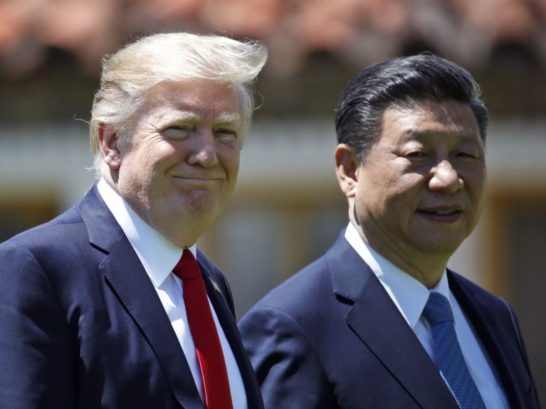 國家主席習近平與美國總統特朗普,變成收服北韓的「最佳拍檔」,外界視此為中美關係改善的重要訊號。
