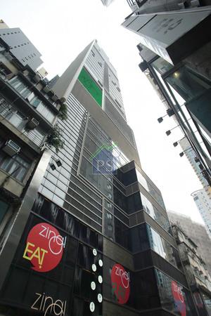 里昂證券標售銅鑼灣Zing全幢,現時呎租水平達60餘元。