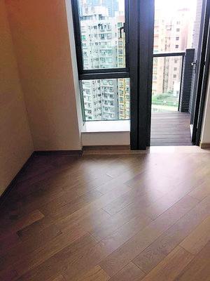 廳區方正實用,較少凹位,易於布置。(相片由代理提供)