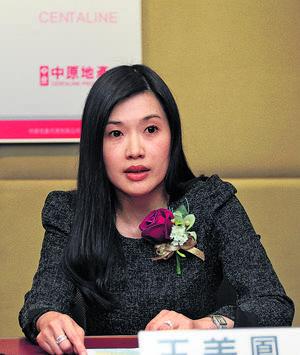 中原董事總經理王美鳳表示,有意買入銀主前,應先衡量是否接受物業所有狀況,以防銀行拒絕批出按揭貸款等情況出現。(本刊攝影組)