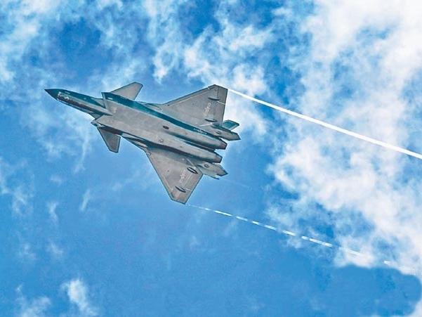中國期待能在2020年前實現殲-20動力國產化 --即裝配WS-15引擎,使其實現超音速巡航。