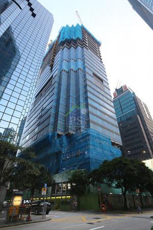 利園3期全層樓面,面積約1.7萬平方呎,以每平方呎約65元租出。