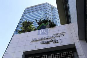 渣打銀行續租觀塘創紀之城多層樓面,呎租約27元。