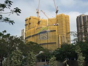 華懋的荃灣全‧城滙提供953伙,間隔以1至3房為主,不設開放式單位。
