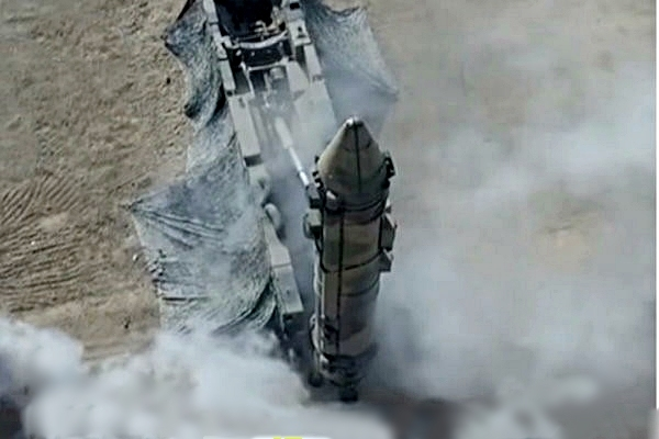 中國導彈技術,據稱有新進展。