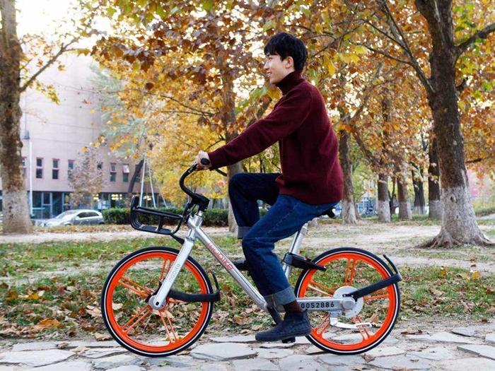 中國共享單車企業「摩拜單車」7月中旬將在日本部份地區提供服務。