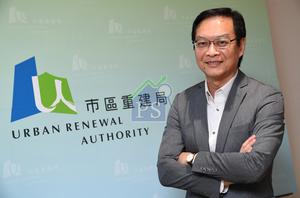 市建局行政總監韋志成指,紓緩樓市亢奮現象要具備3大條件,包括需求控制、增加供應,以及改善本港經濟。