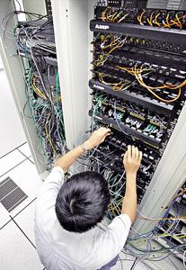 IT行業範疇甚廣,包括電腦技術支援、資訊保安、網絡基建等,需大量專業人才。(資料圖片)