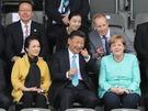 中德關係迎來史上最好時期,有西方媒體認為雙方正慢慢走向非正式聯盟
