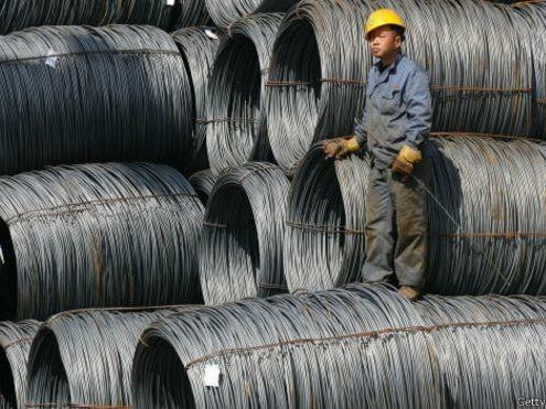 國家統計局公布,內地6月規模以上工業增加值按年增長7.6%,按年增速達兩年半最高。