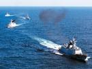 中俄近年不時軍演,凸顯同盟關係。