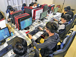 香港電競發展遠遠落後其他地區,政府應認真研究決策,並為其定下發展定位。(資料圖片)