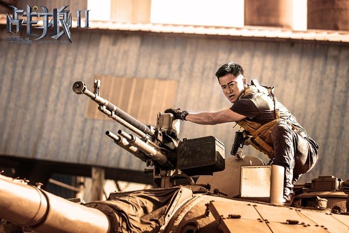 國產英雄片《戰狼2》內地票房勢如破竹,已破34億元人民幣,向史上最賣座國產電影邁步。