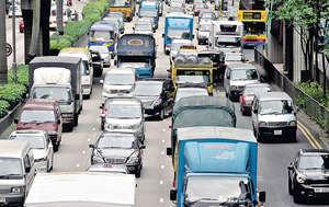 香港人口老化,相信駕車的長者會愈來愈多。(資料圖片)