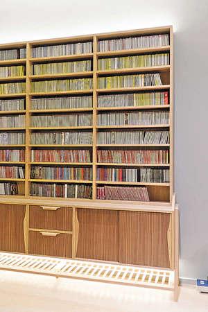 深淺色櫃組層次對比(相片由被訪者提供)
