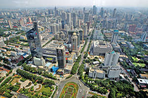 當內地地產商在中國聚積大量財富後,投資海外房地產市場成為一種趨勢。(中新社資料圖片)