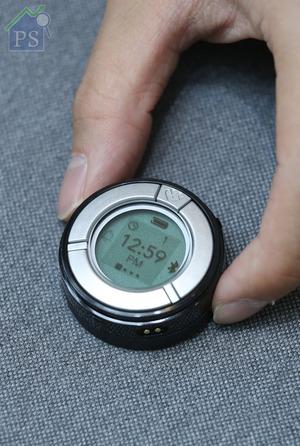 將來,它還可在心臟病發前5至10分鐘,沿著錶環發出紅色警示燈。