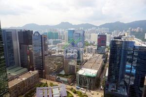東九龍商廈供應進入高峰期,多幢全新甲廈同一時間入伙,今年供應量逾250萬平方呎,惟吸納量仍偏低。