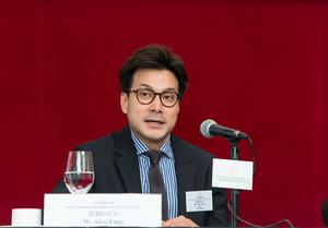 馮漢釗表示,和信國際拍賣將致力拓展香港拍賣市場,首場秋季拍賣會將於11月25日登陸香港。