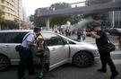 北京出動超過6000警察,確保孩子能順利返學。